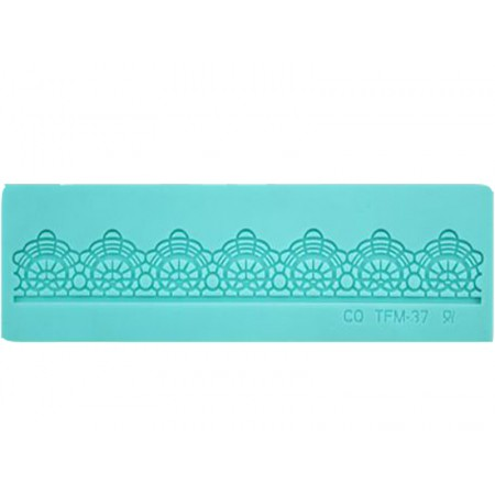 Arched Border style Lace Confectioners Mat