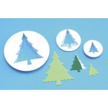 Christmas Tree Cutter Set of 3