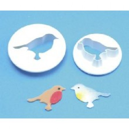 Robin Cutter Set of 2