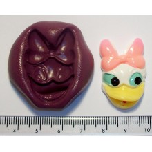 Daisy Duck Cake Decoration Silicone Mould
