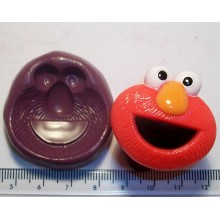 Elmo Silicone Mould