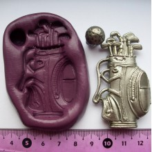 Golf Bag Silicone Mould