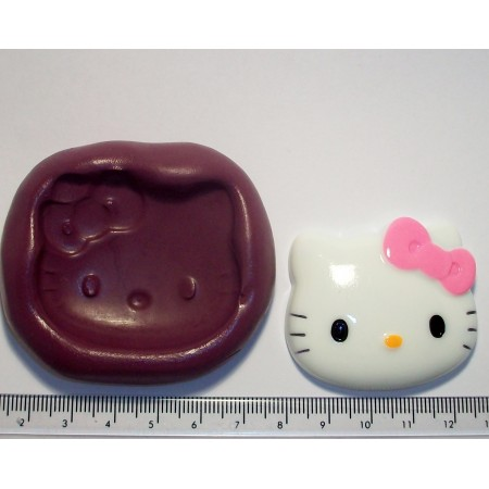 Hello Kitty Large Silicone Mould
