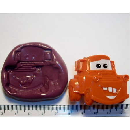Car Mater Silicone Mould