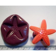 Star Fish Cake Decoration Silicone Mould