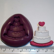Wedding Cake Silicone Mould