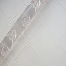 Diamonds effect Texture Embossing Acrylic Rolling Pin