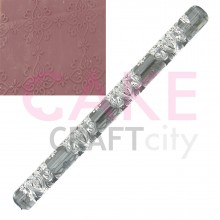 Filigree effect Texture Embossing Acrylic Rolling Pin